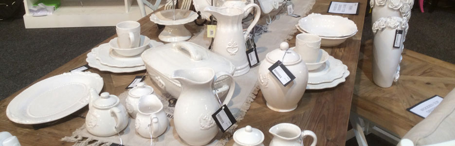 Vision Wholesale Crockery Display